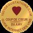 Coup de coeur Guide 1001dégustations.com